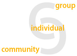Community, Individual, Group